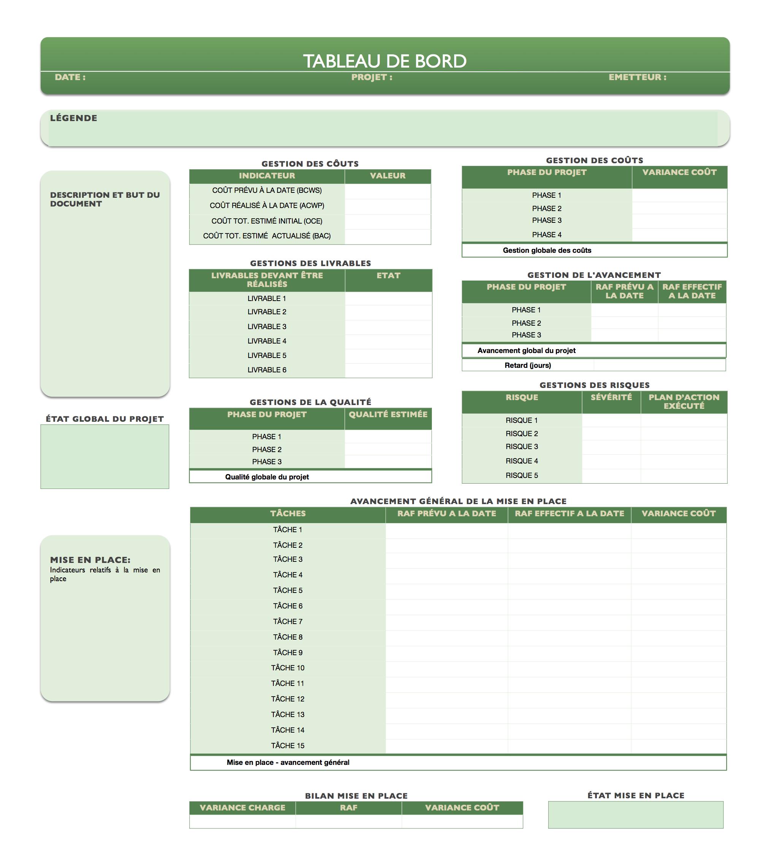 DOCUMENT GESTION DE PROJET PDF